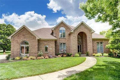 Springboro Single Family Home For Sale: 442 McCray Boulevard