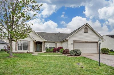 Miamisburg Single Family Home Pending/Show for Backup: 3471 Old Lantern Court