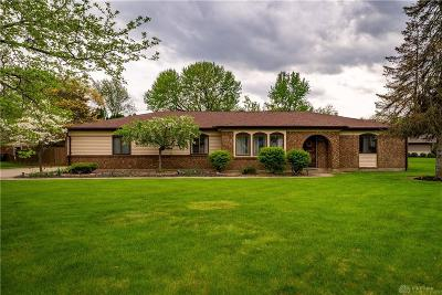 Centerville Single Family Home Pending/Show for Backup: 7650 Rambler Drive
