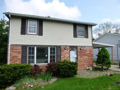 Fairborn Single Family Home For Sale: 325 Vine Street