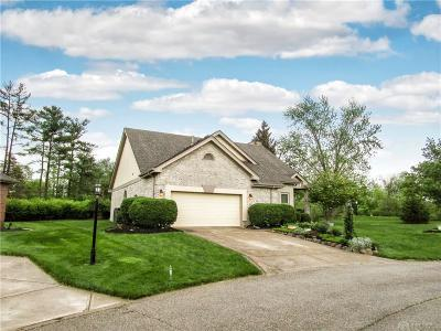 Springboro Single Family Home For Sale: 10 Majestic Oaks