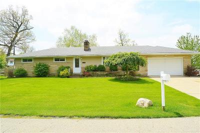 Fairborn Single Family Home Pending/Show for Backup: 356 Tritt Lane