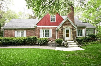 Kettering Single Family Home Pending/Show for Backup: 2351 Willowgrove Avenue