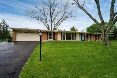 Bellbrook Single Family Home Pending/Show for Backup: 2288 Barnett Drive