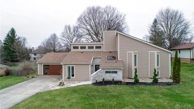 Centerville Single Family Home For Sale: 1688 Cliffbrook Court