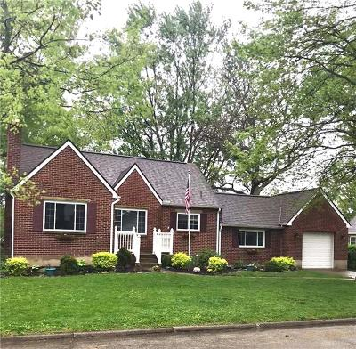 Montgomery County Single Family Home For Sale: 1117 Broadmoor Drive
