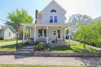 Jamestown Single Family Home Pending/Show for Backup: 9 Church Street