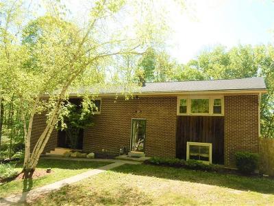 Beavercreek Single Family Home Pending/Show for Backup: 1849 Shady Lane