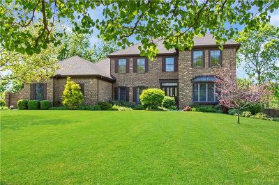Centerville Single Family Home For Sale: 8921 Treeland Lane