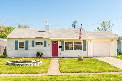 Fairborn Single Family Home Pending/Show for Backup: 27 Haven Drive