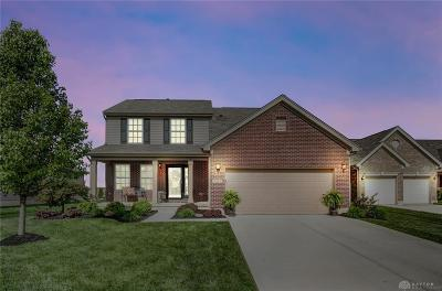 Tipp City Single Family Home Pending/Show for Backup: 3013 Aster Way
