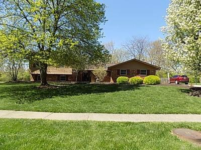 Centerville Single Family Home For Sale: 841 Watkins Glen Drive