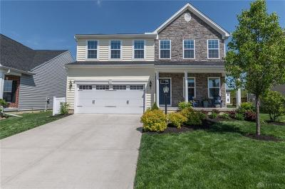Tipp City Single Family Home Pending/Show for Backup: 3118 Coneflower Drive
