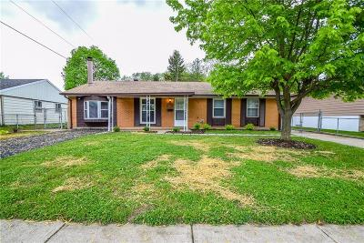 Xenia Single Family Home For Sale: 1980 Roxbury Drive