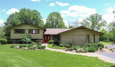 Huber Heights Single Family Home Pending/Show for Backup: 6480 Bellefontaine Road