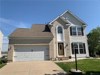 Springboro Single Family Home For Sale: 10 Pugh Drive