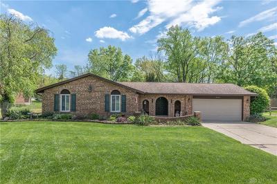Beavercreek Single Family Home For Sale: 3849 Winthrop Drive