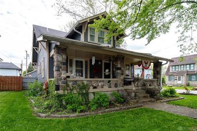 Montgomery County Single Family Home For Sale: 804 Maple Avenue