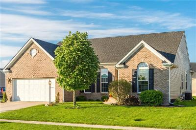Tipp City Single Family Home For Sale: 3041 Cattail Drive