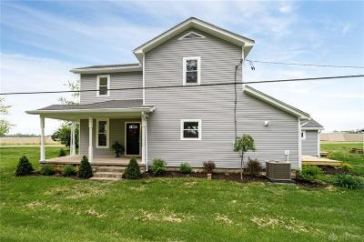 Brookville Single Family Home Pending/Show for Backup: 349 State Street