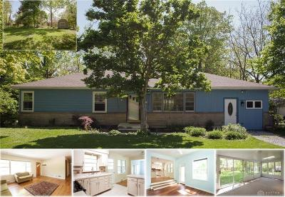 Yellow Springs Vlg Single Family Home Pending/Show for Backup: 1355 Meadow Lane