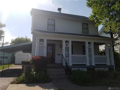 Fairborn Single Family Home Pending/Show for Backup: 307 Central Avenue