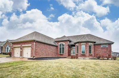 Montgomery County Single Family Home For Sale: 8691 Dijon Court