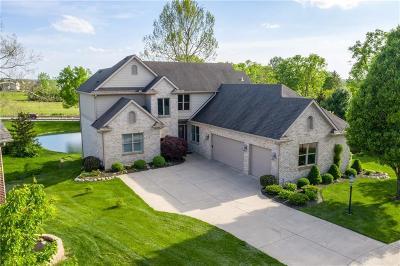 Springboro Single Family Home Pending/Show for Backup: 160 Pond Court
