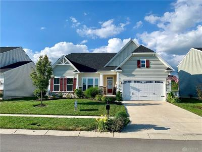 Tipp City Single Family Home For Sale: 2475 Sunset Maple Drive