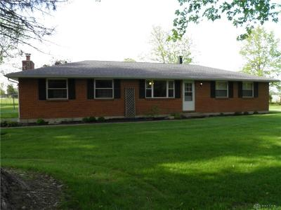Englewood Single Family Home For Sale: 8905 Montgomery County Line Road