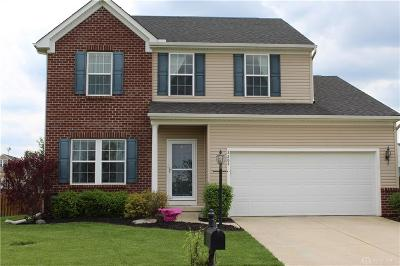 Tipp City Single Family Home Pending/Show for Backup: 2284 Blazing Star Drive