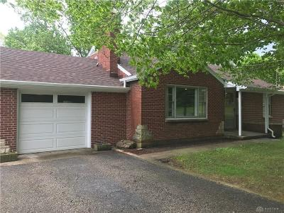 Xenia Single Family Home For Sale: 2051 Us Route 68