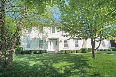 Beavercreek Single Family Home For Sale: 2850 Joy Drive