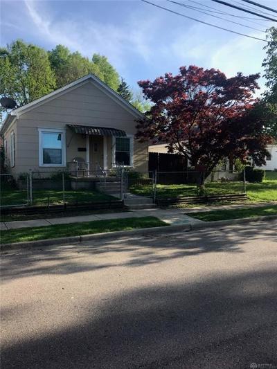 Tipp City Single Family Home Pending/Show for Backup: 110 Plum Street