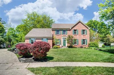 Springboro Single Family Home Pending/Show for Backup: 45 Pine Ridge Court
