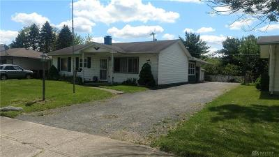 Xenia Single Family Home For Sale: 1303 Reid Avenue