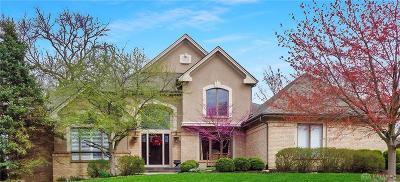 Springboro Single Family Home Pending/Show for Backup: 210 Heatherwoode Circle