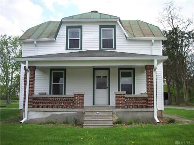 Dayton Single Family Home For Sale: 4196 Needmore Road