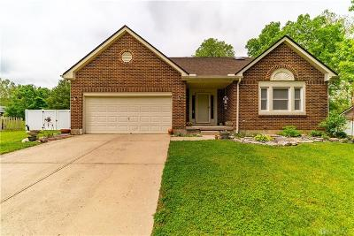 Bellbrook Single Family Home Pending/Show for Backup: 2237 Creekview Place
