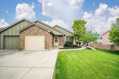 Beavercreek Condo/Townhouse Pending/Show for Backup: 3153 Kerry Drive