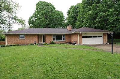 Beavercreek Single Family Home Pending/Show for Backup: 1040 Grove Hill Drive