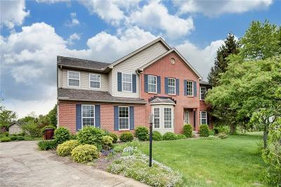 Dayton Single Family Home Pending/Show for Backup: 4247 Seema Court