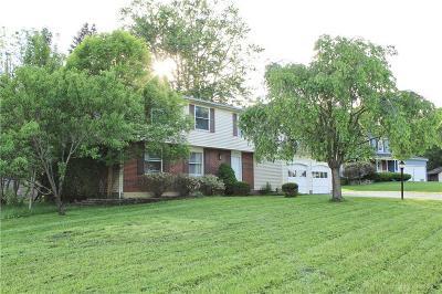Beavercreek Single Family Home For Sale: 1525 Edenwood Drive
