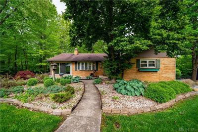 Beavercreek OH Single Family Home Pending/Show for Backup: $179,900