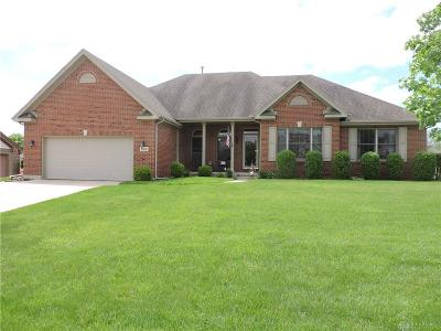 Tipp City Single Family Home Pending/Show for Backup: 816 Brookmere Avenue