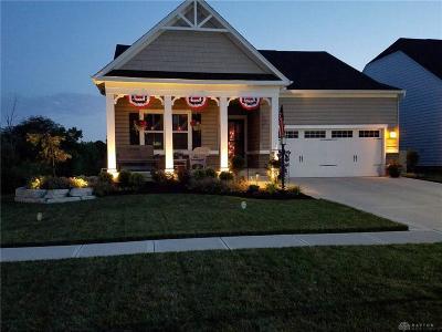 Tipp City Single Family Home Pending/Show for Backup: 4078 Forestedge Street