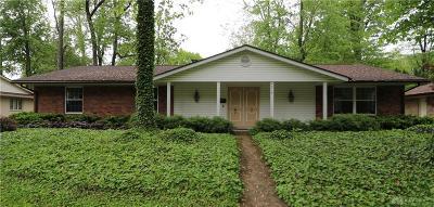 Kettering Single Family Home For Sale: 4716 Elzo Lane