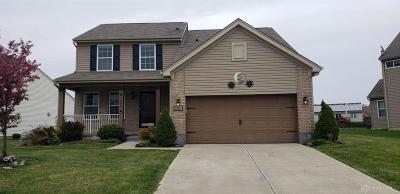 Fairborn Single Family Home For Sale: 1493 Cameron Drive