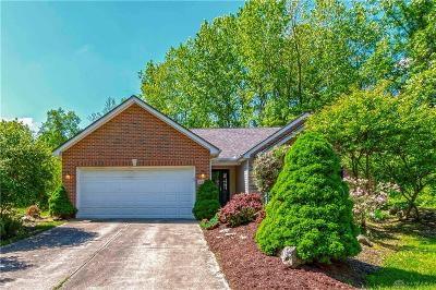 Bellbrook Single Family Home Pending/Show for Backup: 3351 Streamview Court