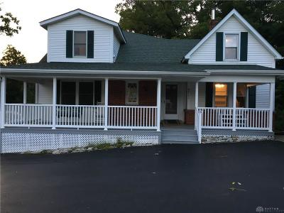 Highland County Single Family Home For Sale: 8175 Sr 124
